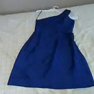 Jcrew over the shoulder dress